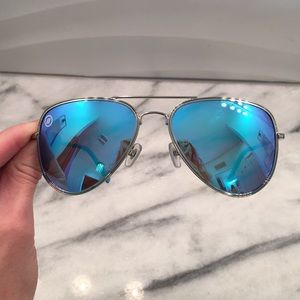 "96ff764893e Blenders Eyewear Accessories - Blenders ""Blue Angel"" aviator sunglasses"